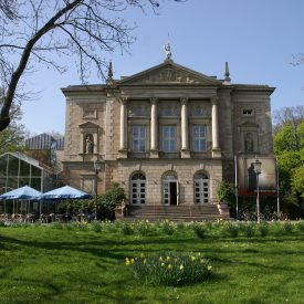 Goettingen Deutsches Theater c) Goettingen Tourismus