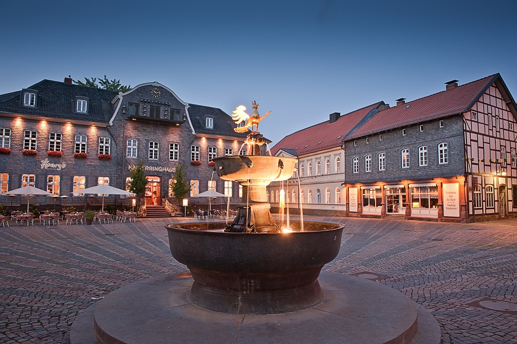 Marktplatz c) GOSLAR marketing gmbh
