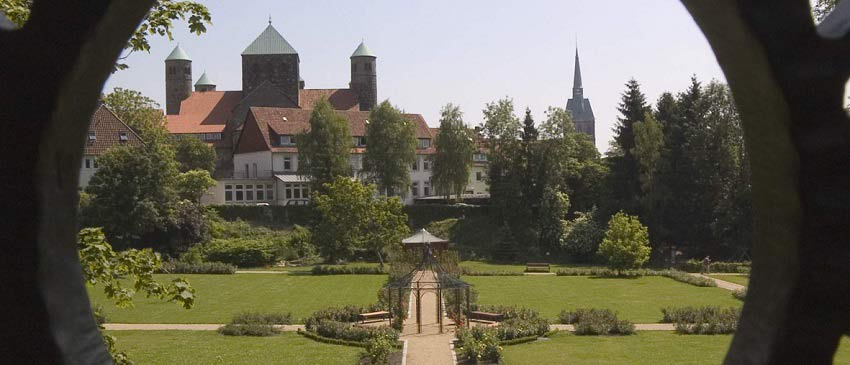 Magdalenengarten; Copyright: Hildesheim Marketing