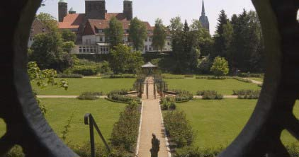 Magdalenengarten / Magdalenen Garden; Copyright: Hildesheim Marketing