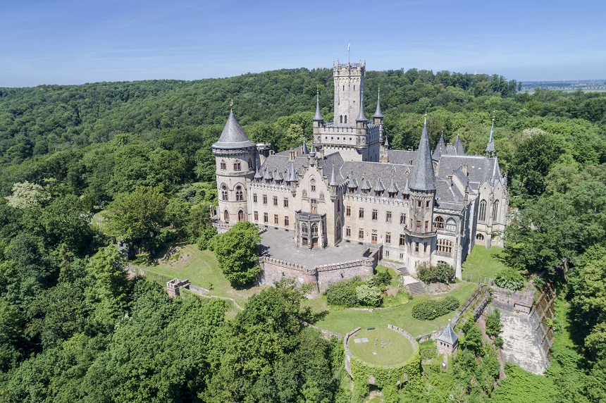 Schloss Marienburg © Stefan Knaak