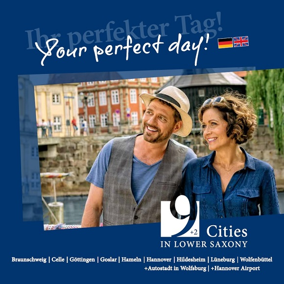 Titel your perfect day Copyright Titelmotiv: Lüneburg Marketing GmbH