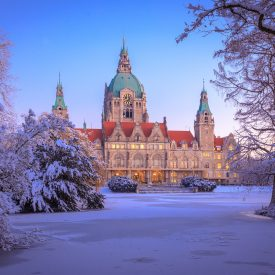 Neues Rathaus Hannover c) Lars Gerhardts