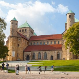St. Michaelis Hildesheim c) Hildesheim Marketing Nina Weymann Schulz