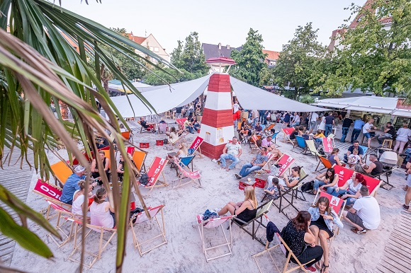 Citybeach Hildesheim c) Hildesheim Marketing Clemens Heidrich