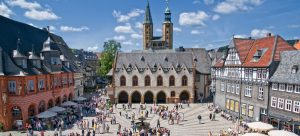 Marktplatz Goslar c) GOSLAR marketing gmbh - Fotograf Stefan Schiefer